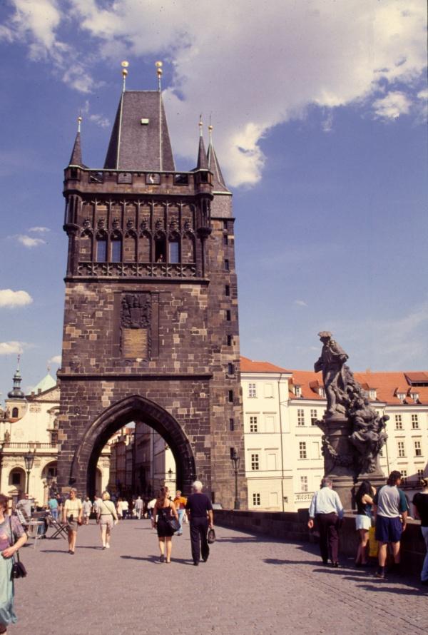 5.11 Praga Puente Torre