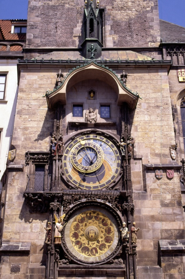 5.11 Praga Reloj