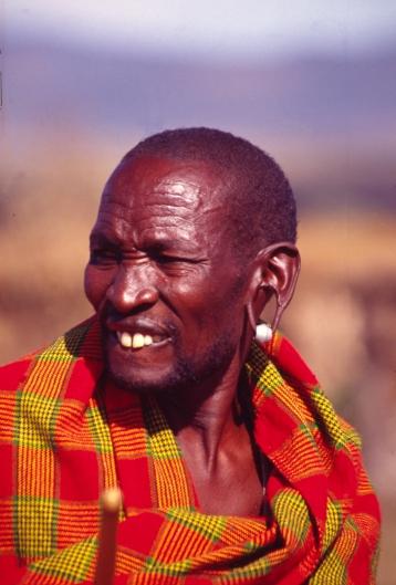 7.6 Tanzania Masai macho